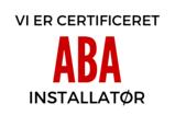 ABA-Installatør